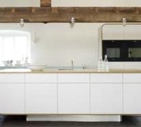 Küchengestaltung – Atemberaubernde Arbeitsbereiche in der Küche