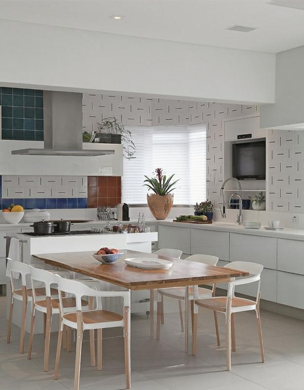 k chengestaltung beispiele neuesten design. Black Bedroom Furniture Sets. Home Design Ideas