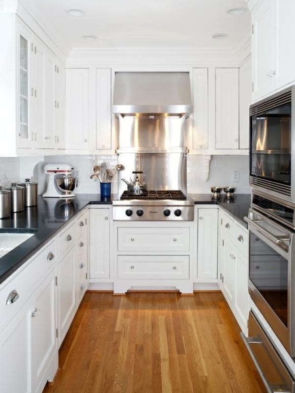 Küchengestaltung Kleine Küche ~ Küchengestaltung Ideen – Mehr Platz in der kleinen Küche