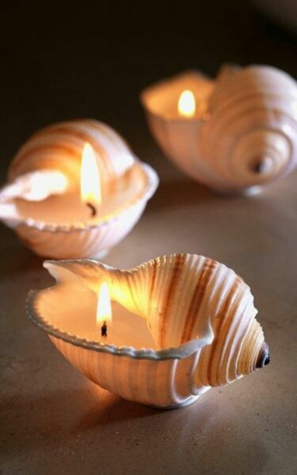 Kerzen selber machen pr chtige duftkerzen basteln - Fotowand paletten ...