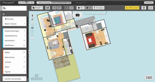 3d planer interesting opremanje prostora with 3d planer. Black Bedroom Furniture Sets. Home Design Ideas