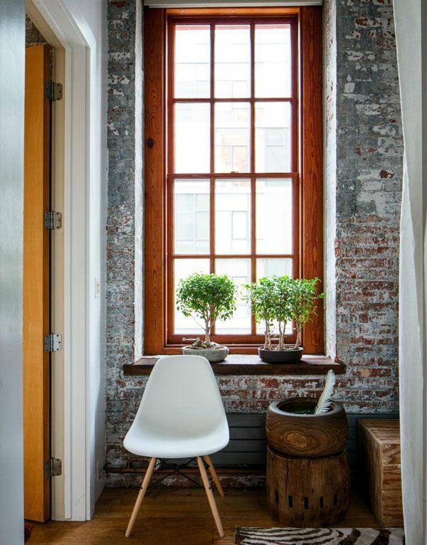 Loftwohnung verbidnet mehrere epochen in seinem design for Stuhl design epochen