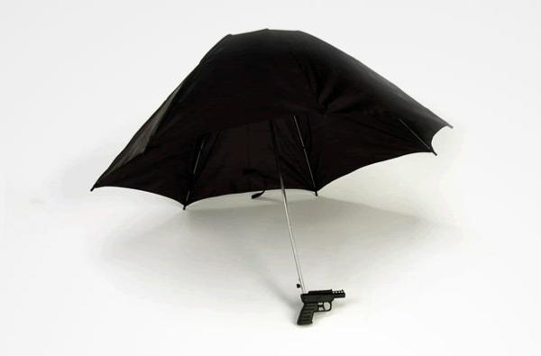 lustige mehr spaß regenschirme pistole spiele