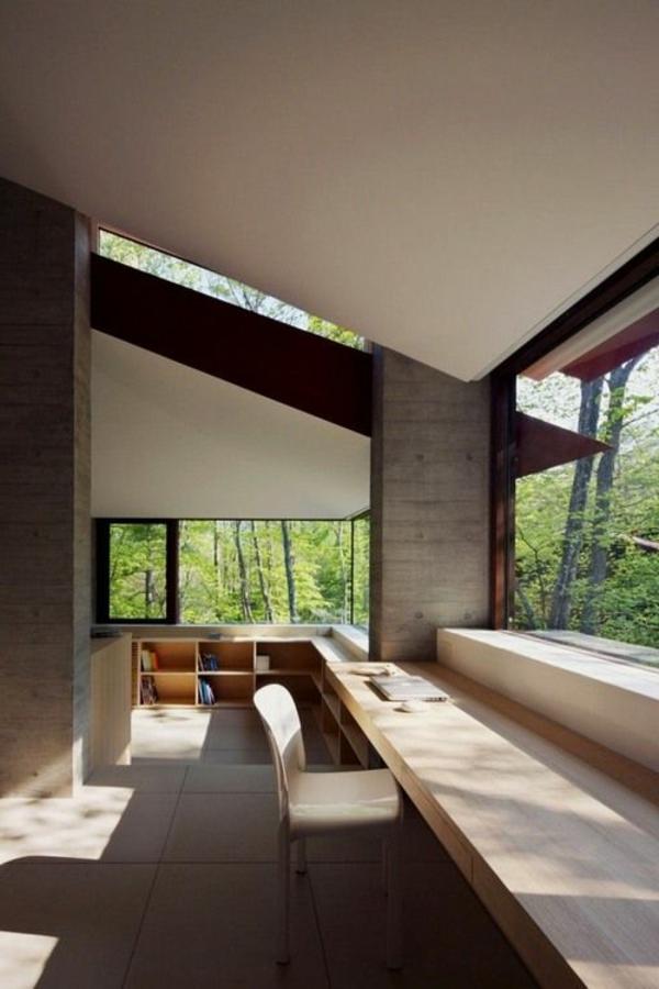 moderne wohnideen minimalistisches interieur schlicht funktional