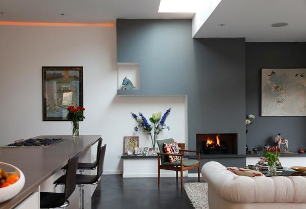 Eklektische innendesign ideen f r ihre wohneinrichtung for Wohneinrichtung modern