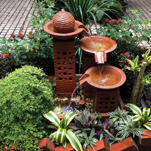 Moderne Gartengestaltung – Ideen für die Ausstattung des Innenhofs ...