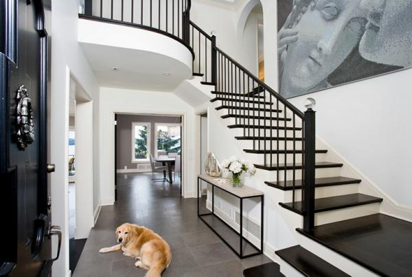 moderne treppen die fläche unter der treppe zimmer