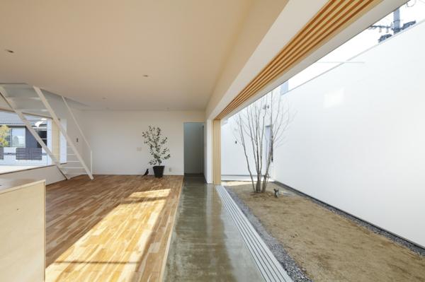 moderne wohnideen im japanischen stil schlichtheit und modernit t. Black Bedroom Furniture Sets. Home Design Ideas