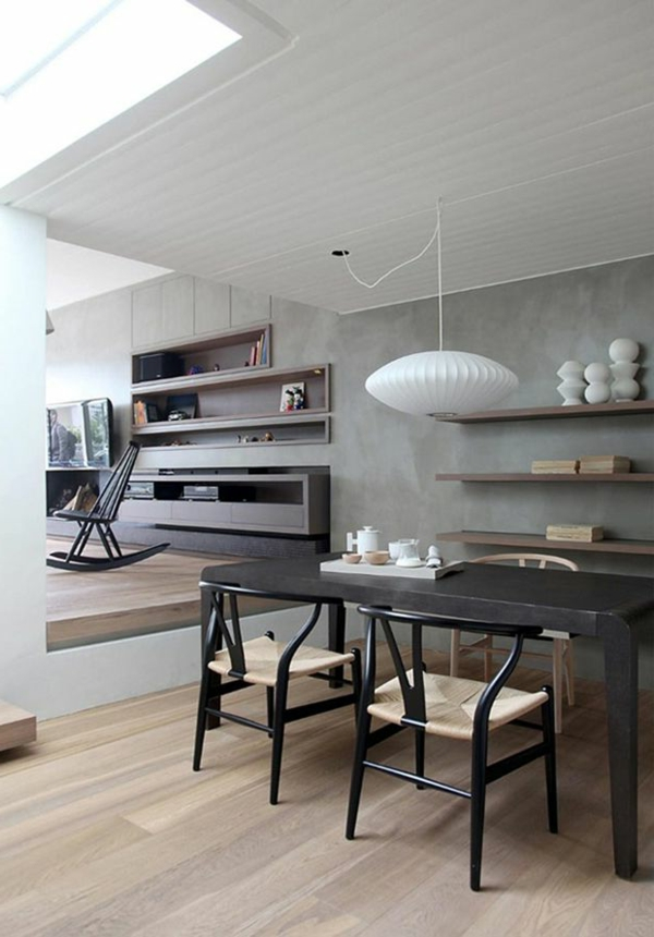 Schlafzimmer japanischer stil ~ Moderne Wohnideen im japanischen Stil ...