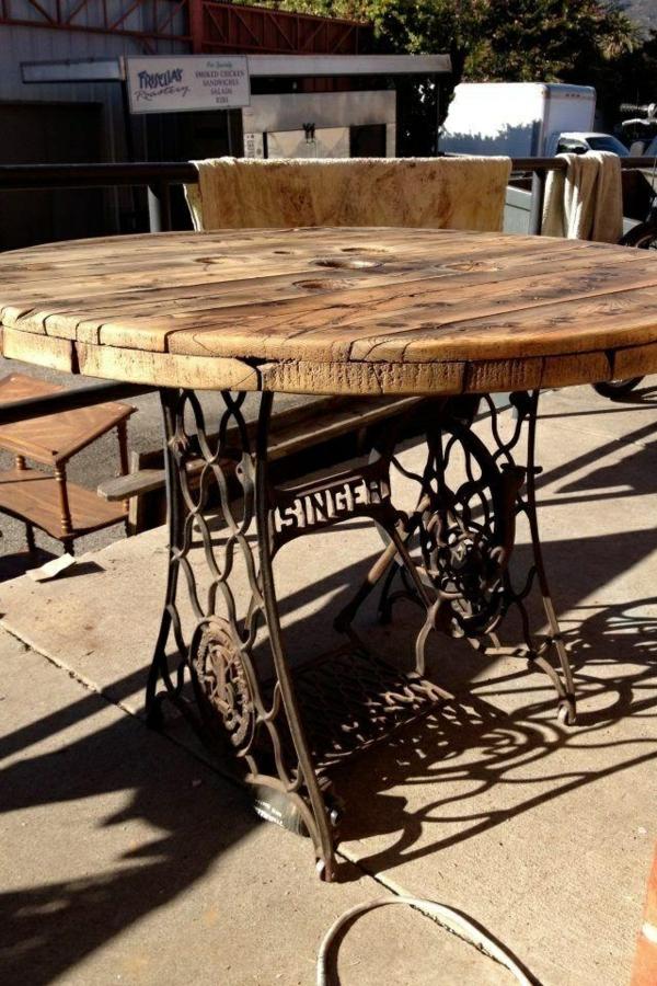 Garten Arbeitstisch mit beste stil für ihr wohnideen