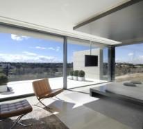 Panoramafenster im Innendesign: Dafür oder dagegen