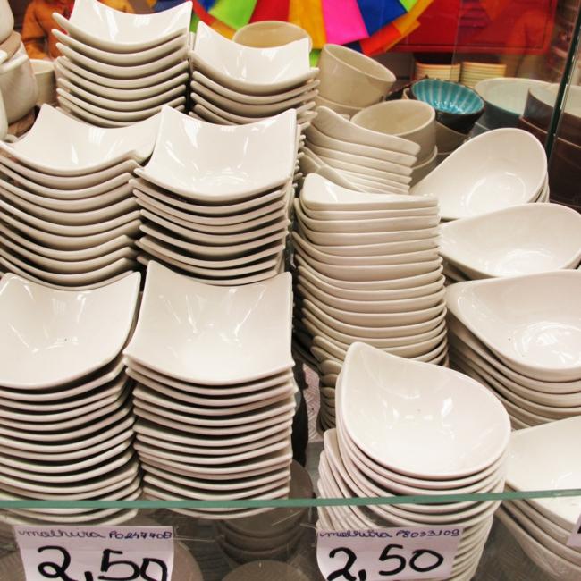 partygeschirr tafelservice geschirr set günstig kaufen saucieren weiß