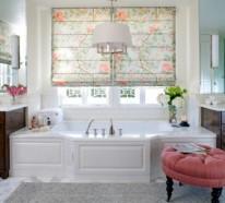 Stoffe und Tapeten mit Blumenmuster – Tolle Innenausstattung Ideen für Ihr Zuhause