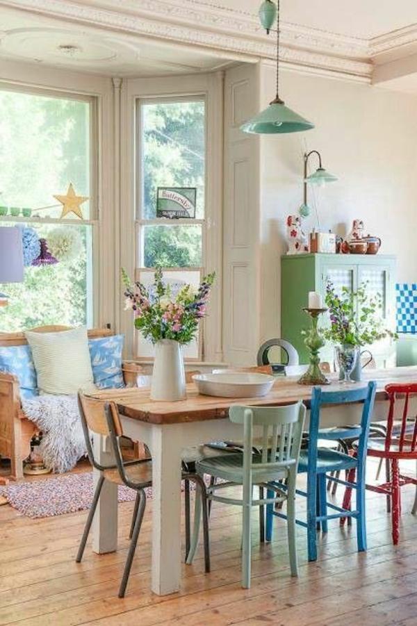 rustikales esszimmer gestalten preiswerte esstzimmer möbel aus holz