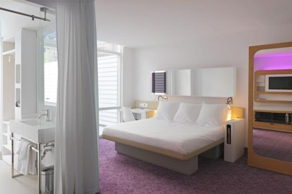 schlafzimmer in ausgefallene hotels