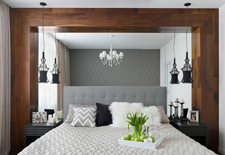 innendesign ideen lassen sie sich von diesem apartment inspirieren. Black Bedroom Furniture Sets. Home Design Ideas