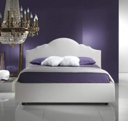 Modernes schlafzimmer lila  Schlafzimmer Wandfarbe auswählen und ein modernes Ambiente gestalten