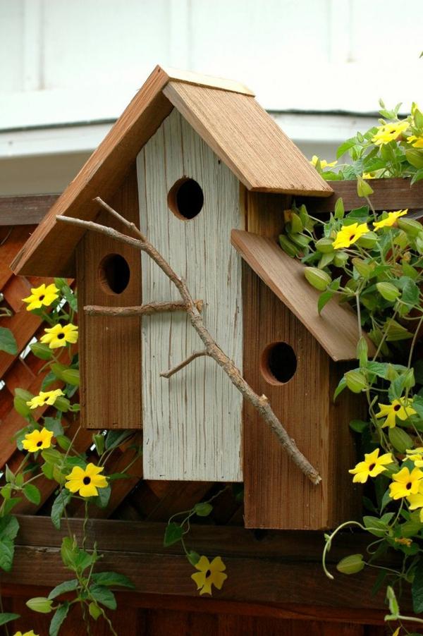 selber ein vogelhaus bauen