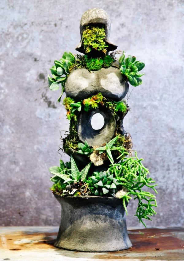siegeszeichen plastik dekoideen opiary
