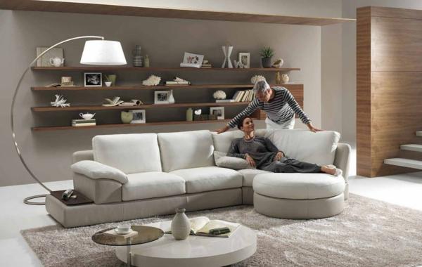 Gemutliche Couch Dekoration : Wohnzimmer deko lila winsome gemutliche innenarchitektur