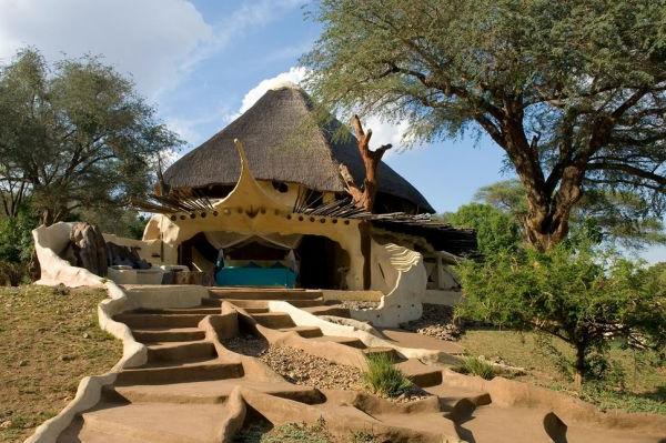 traumhäuser ökologische traumvilla in afrika