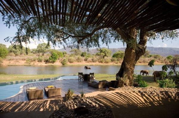 traumhäuser traumvilla afrika erholungsecke