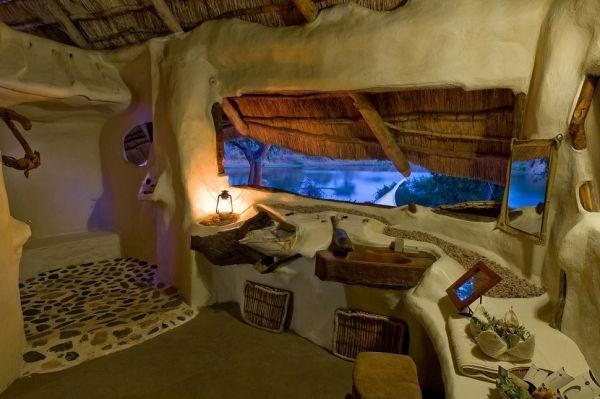 traumvilla afrika ökologische architektur