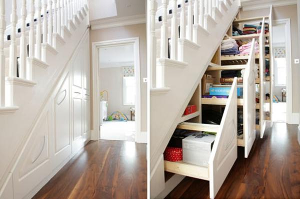 Fesselnd Treppenhaus Gestalten Nachhaltiges Design Extra Stauraum Schubladen