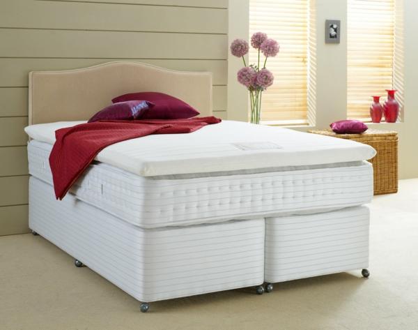verschiedene matratze  zum schlafen