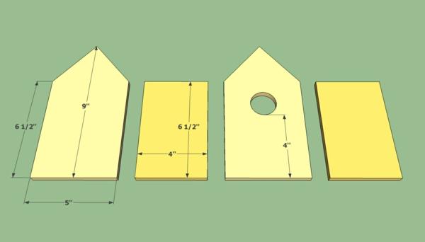 vogelhaus planung