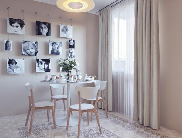 wohnzimmerwände ideen:Living Room Wall Idea