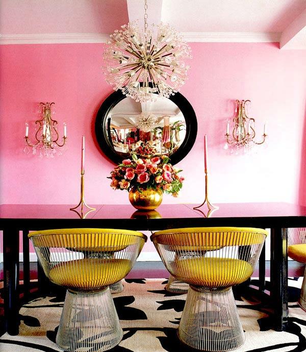 pastellt ne als wandfarben farbgestaltung muster w nde streichen pictures to pin on pinterest. Black Bedroom Furniture Sets. Home Design Ideas