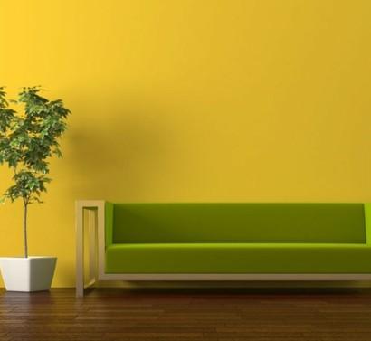 Wandfarben wohnzimmer welche farbt ne kommen in die engere wahl - Wandfarben wohnzimmer grun ...