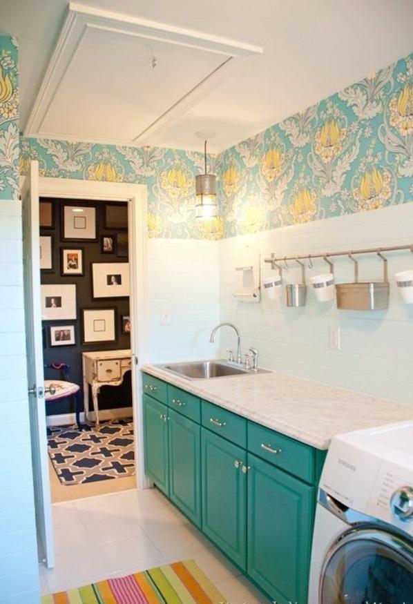 wandtapeten muster und bilder die art von trimmung. Black Bedroom Furniture Sets. Home Design Ideas