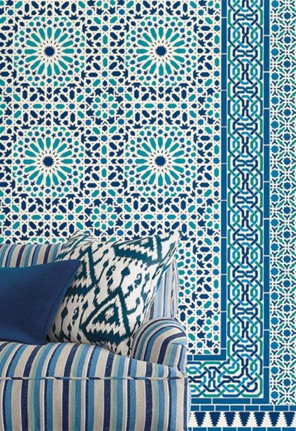 Rote Tapete Wei?e Punkte : Wandtapeten Muster und Bilder – die Art von Trimmung.