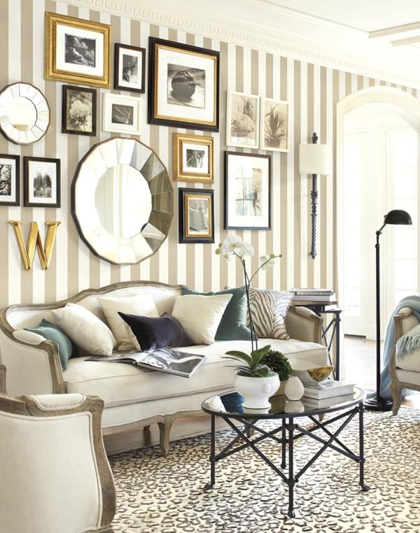 wohnzimmerwände ideen:wohnzimmerwände ideen : 47 Exklusive Einrichtung Ideen für