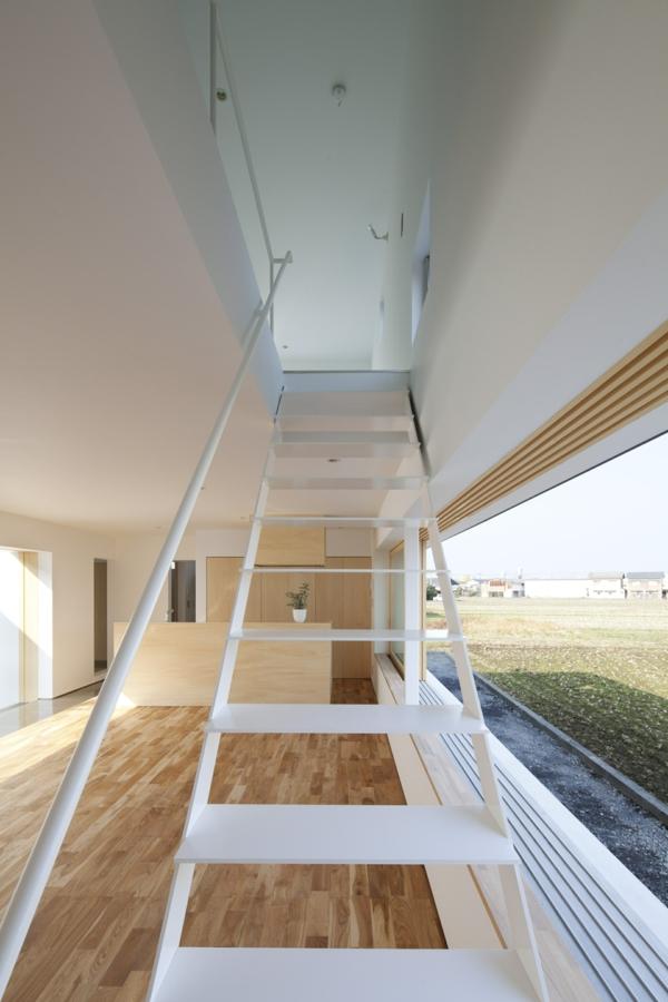moderne wohnideen im japanischen stil - schlichtheit und modernität, Wohnideen design