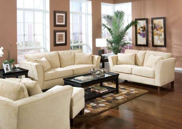 tolle wohnzimmer dekorationen für eine gemütliche atmosphäre, Wohnzimmer