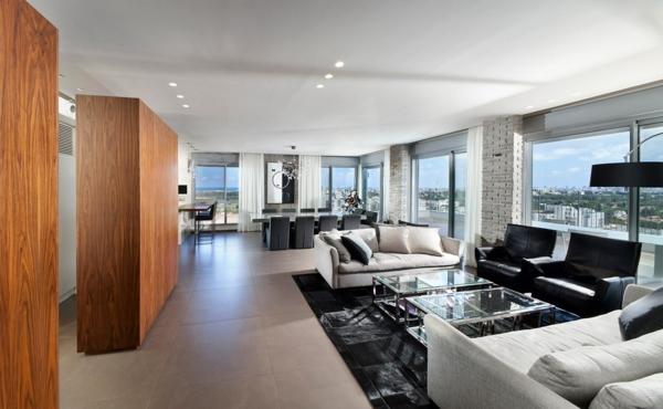 Wohnideen Für Große Wohnzimmer panoramafenster im innendesign dafür oder dagegen