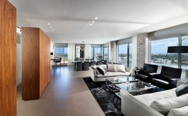 Stunning Wohnzimmer Grose Fensterfront Pictures - Amazing Home Ideas ...