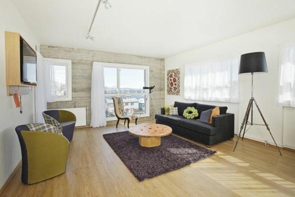 Eklektische innendesign ideen f r ihre wohneinrichtung for Wohneinrichtung ideen wohnzimmer
