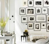 Wohnzimmerwände Ideen – Suchen Sie nach innovativen und ausgefallenen Ideen mit Bildern?