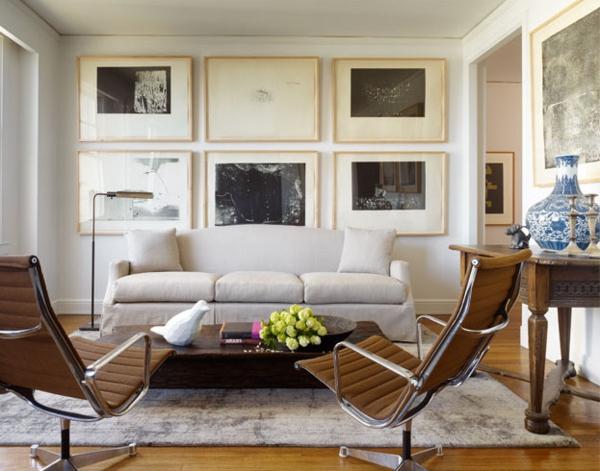 ideen f r wohnzimmerw nde. Black Bedroom Furniture Sets. Home Design Ideas