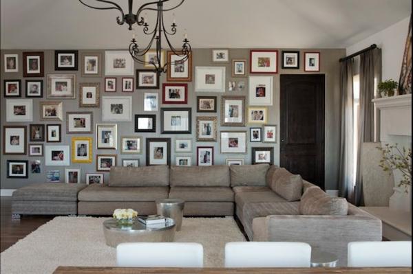 wohnzimmerwände ideen:Wohnzimmerwände ideen : wohnzimmerwände ideen die ganze wand mit