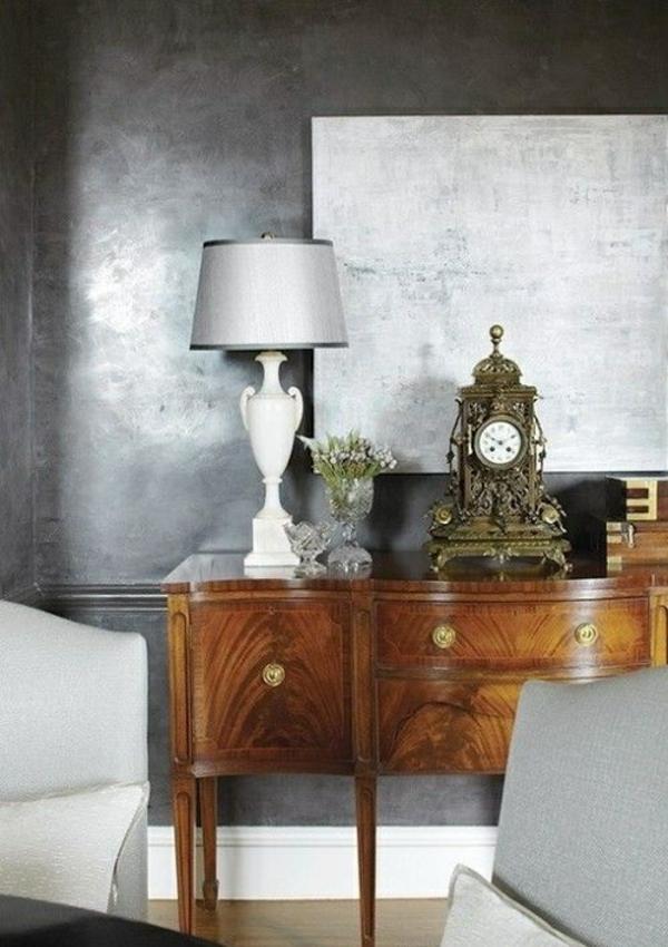 wandfarbe silber ist wie licht innerhalb der innendesigngestaltung. Black Bedroom Furniture Sets. Home Design Ideas