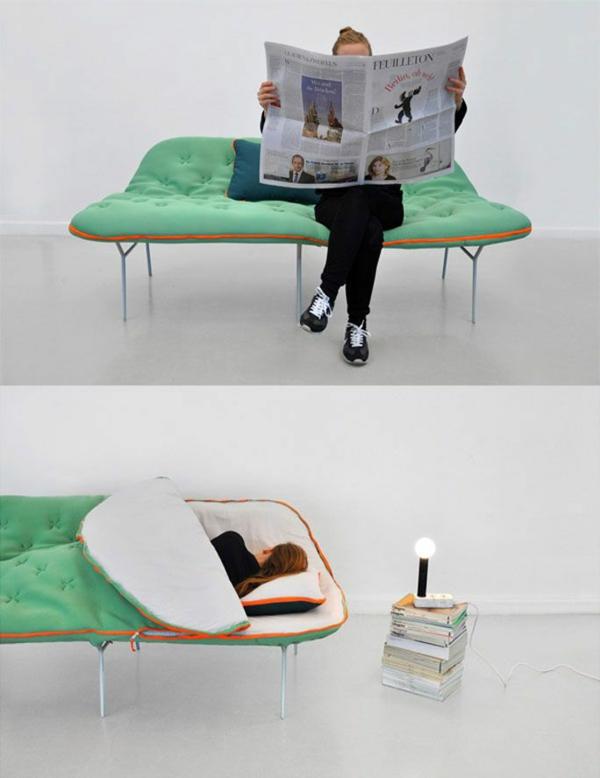 Schlafcouch mit matratze schlafsofa mit matratze designen for Schlafsessel mit lattenrost und matratze