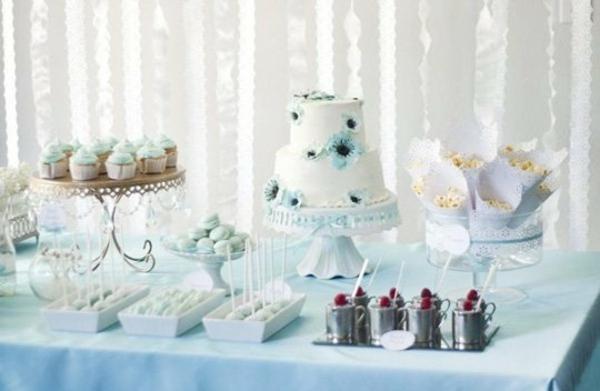DIY Hochzeiten dekoideen tisch deko