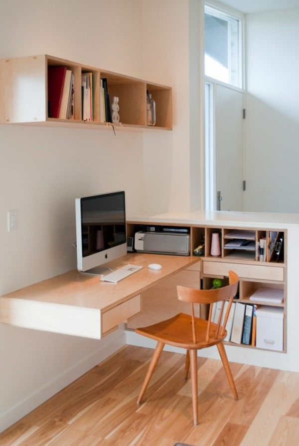 wandmontiert Büromöbel ergonomisch komplettset klappbar