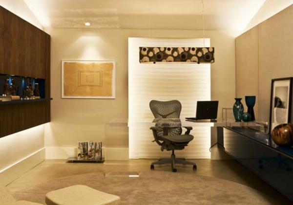 indirektes licht Designer Büromöbel ergonomisch gebraucht komplettset