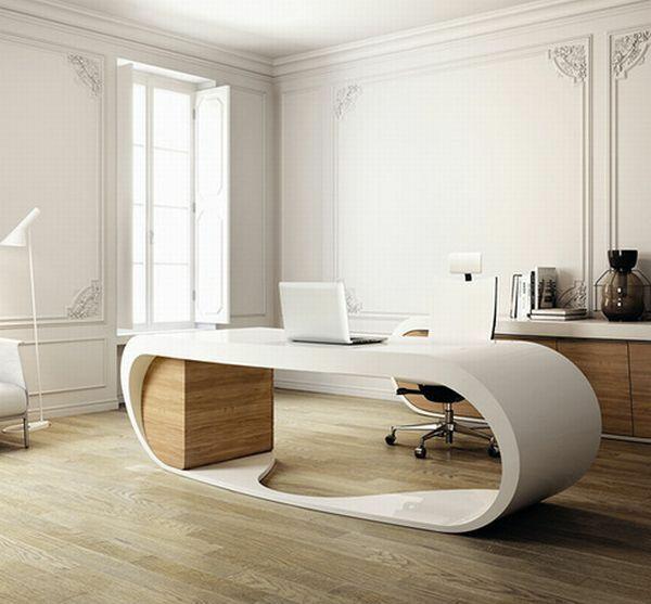 Büromöbel ergonomisch gebraucht komplettset oval formen